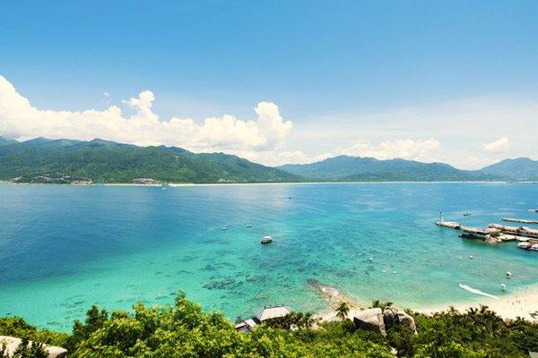 吃住游娱全方面到位的海南品质旅游