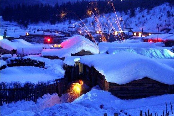 哈尔滨、亚布力、中国雪乡双飞5日游