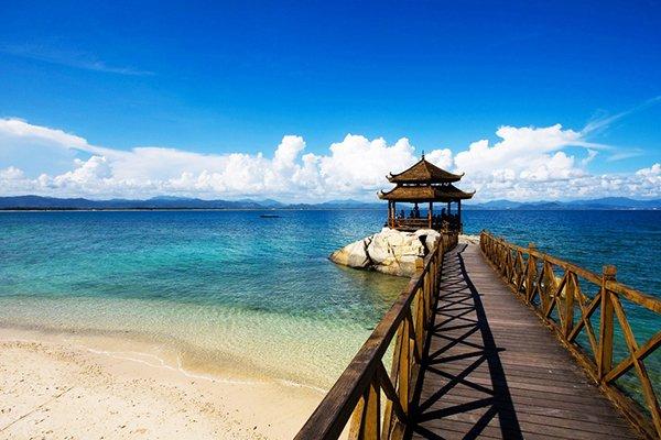 【至尊vip】海南三亚,蜈支洲岛,南山佛教文化苑,南天热带植物园,槟榔