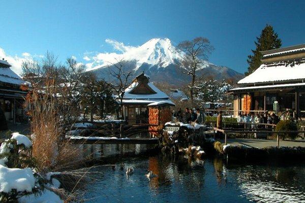 【经典】日本6日5晚跟团游双飞.东京+大阪+京都+富士山赏樱