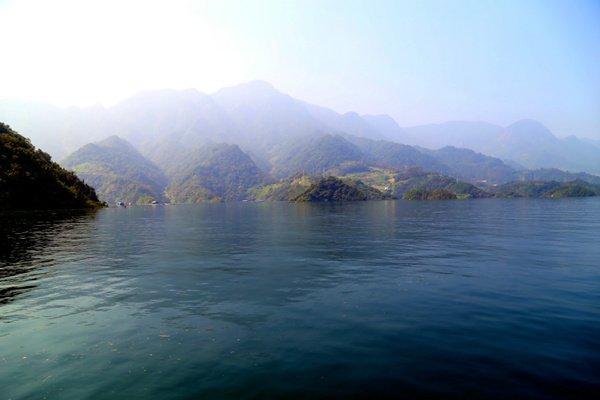 土家母亲河—【清江风景区】