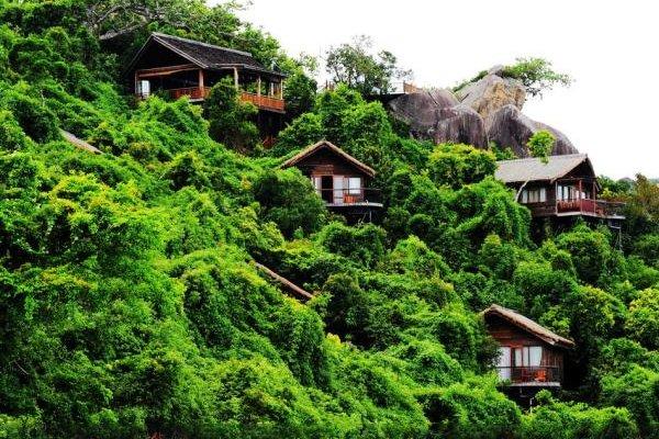【聆海时光】海南、蜈支洲岛、西岛、天涯海角、亚龙湾热带天堂森林公园双飞5日游(常州-三亚)
