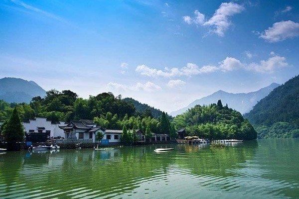 【清爽一夏】浙西凉源峡漂流+青山湖+神龙川二日游