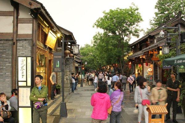 【好吃懒游】成都4日3晚半自助双飞·都江堰+街子古镇+熊猫基地+宽窄巷子+锦里+半天自由活动