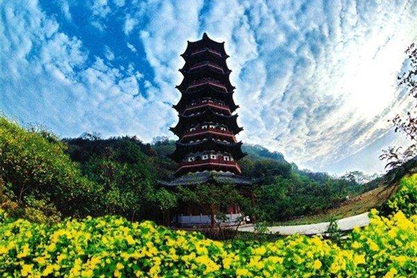 【佛教文化】南京牛首山万象节+雨润生产基地一日游