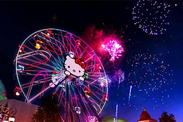 """S11""""梦想成真""""Hello  Kitty主题乐园纯真纯玩一日游"""