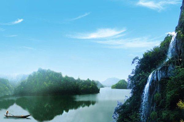 【漂流季】安徽石台牯牛降龙门景区+九华天池+秋浦河漂流二日游