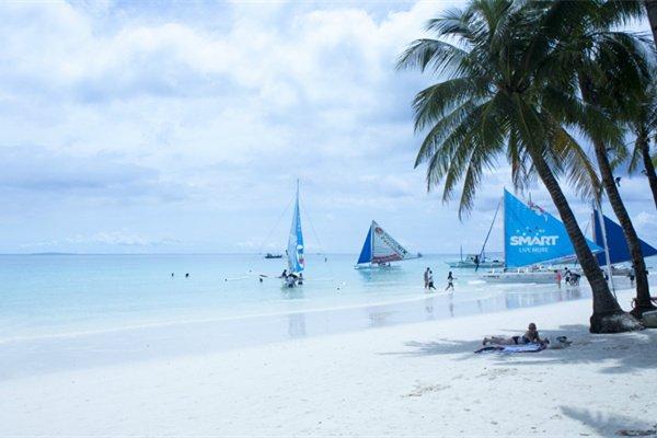 【梦幻水晶】长滩6日半自助双飞·圣母岩礁+水晶岛+3日自由行.赠大礼包