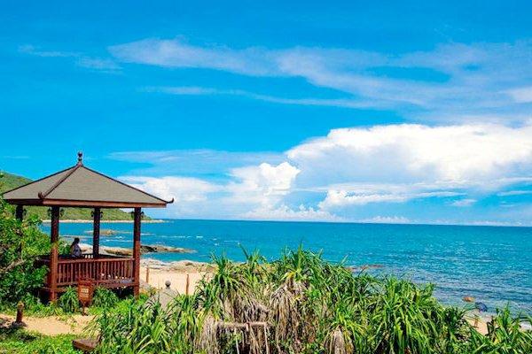 【海湾假期】海南5日4晚跟团游双飞·蜈支洲岛 南山 天涯海角 槟榔谷