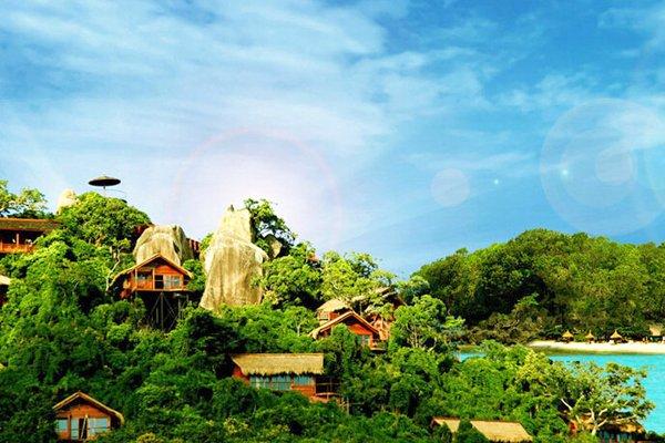 【海湾假期】海南5日4晚跟团游双飞·蜈支洲岛+南山+天涯海角+槟榔谷