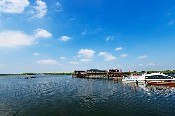 【周边短途】茅山宝盛园、长荡湖水城纯玩一日游