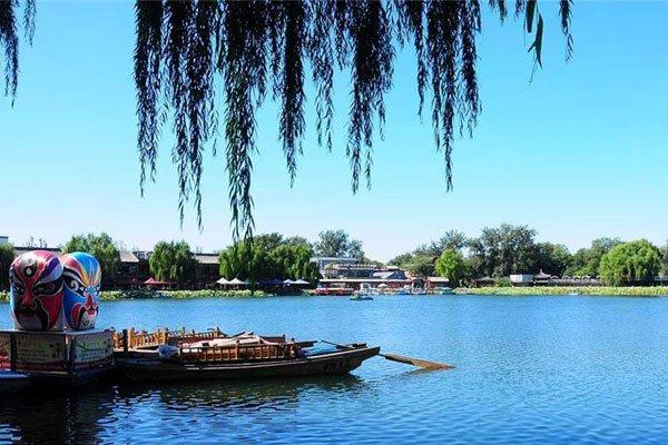【尊享北京】北京5日4晚跟团游双高·故宫博物院+什刹海+逛春节庙会