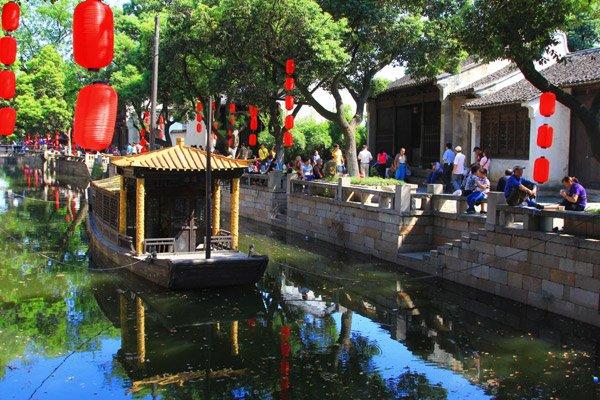 【休闲度假】无锡太湖渤公岛+寄畅园+天下第二泉+惠山古镇一日游
