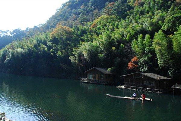 【湖光山色】石台牯牛降龙门景区+九华天池+蓬莱仙洞+醉山野三日游
