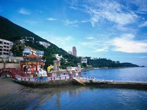 【你好港珠澳】两次见证港珠澳大桥、香港、澳门、珠海、广州、台山古舟岛、海角城私人海滨沙滩、温泉之旅纯玩空调包列8日游