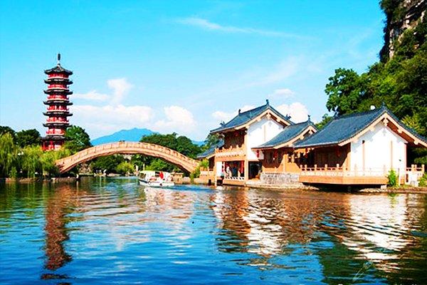 【惠悠】广西桂林5日4晚跟团游双飞