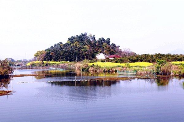 【古镇】莫干山里人家+寻一片下渚湖水+忆南浔古镇二日游