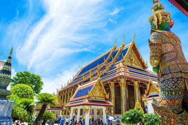 【泰尊享】泰国曼谷芭提雅五晚六日游(常州往返,散拼)